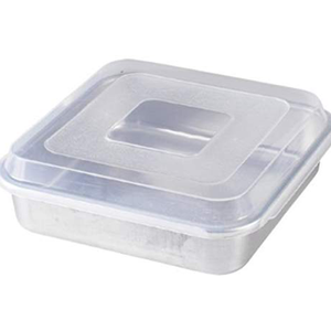 Baking Pan with Lid - 9X9