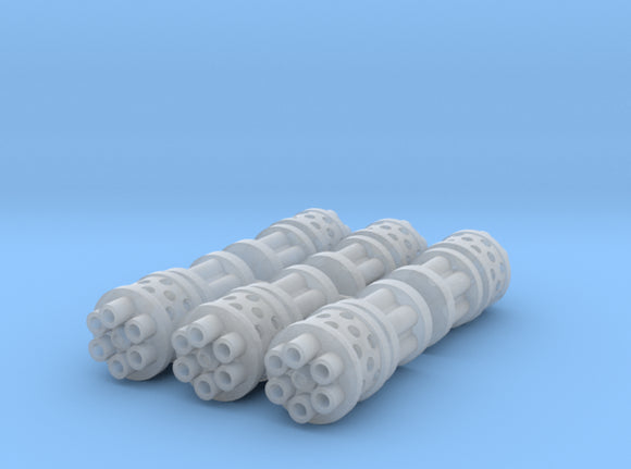 3x Prime Agressor : Gat Barrels 3d printed 3 Set of Barrels (6 total)