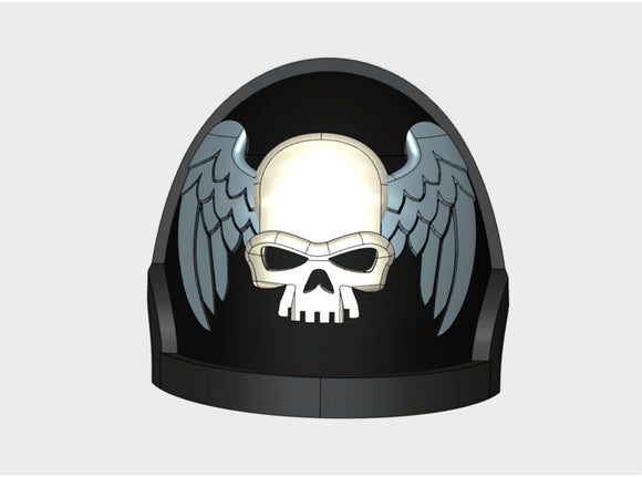 10x Angels of Death - G:10p Left Shoulders 3d printed