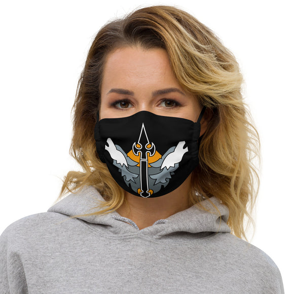 Wolf Spears - Premium face mask