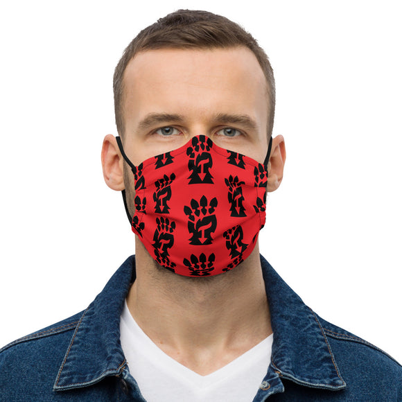 Demon Claw Premium face mask