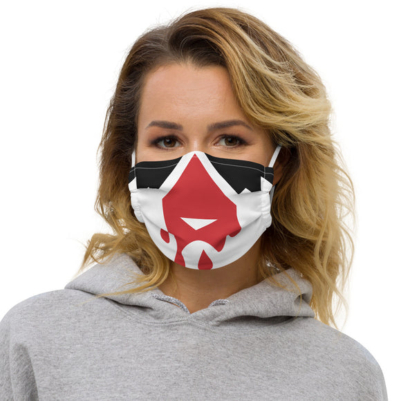 Red Maw Premium face mask