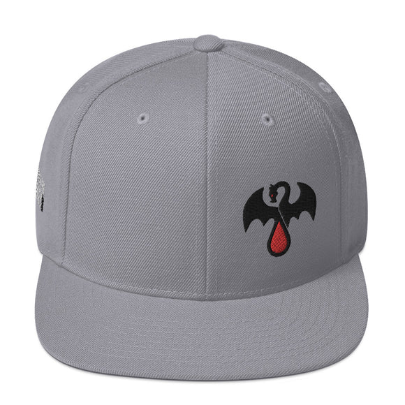Blood Dragons Snapback Hat