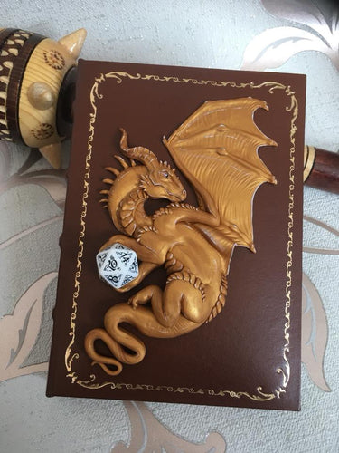Custom Dungeon Master's Journal (please get in contact before ordering)