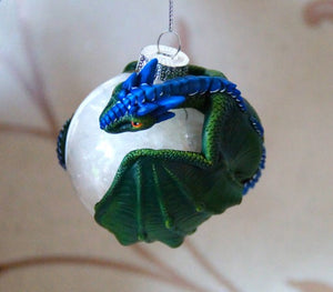 Custom Dragon Bauble Deposit (This listing will re-open in the New Year - Probably end of Jan/Start Feb)