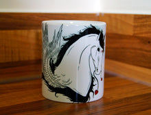 Load image into Gallery viewer, Pegasus Mythical Horse Mug
