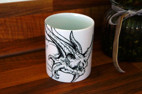 Vizzerdrix the Destroyer Mug