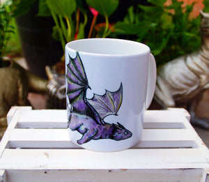Dragon Flight Mug