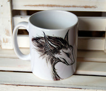 Load image into Gallery viewer, DragonFox Mug