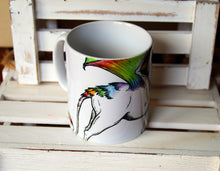 Load image into Gallery viewer, Rainbow Unicorn Mug