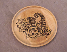 Load image into Gallery viewer, Rose Dragon Dish (Made to order)