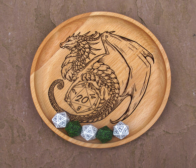 D20 Guardian Dish (Made to order)