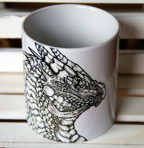 Gringor the Armoured Mug