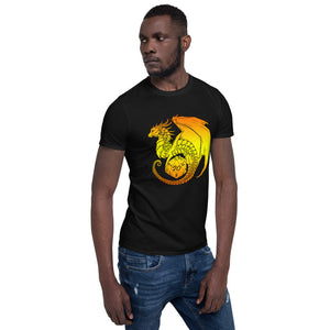 D20 Guardian (Sunlight) Short-Sleeve T-Shirt