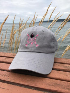 Limited Edition Breast Cancer Awareness Dad Hats!