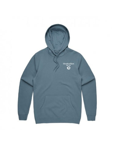 VALUE 2.0 HOODIE - BLUE STEEL