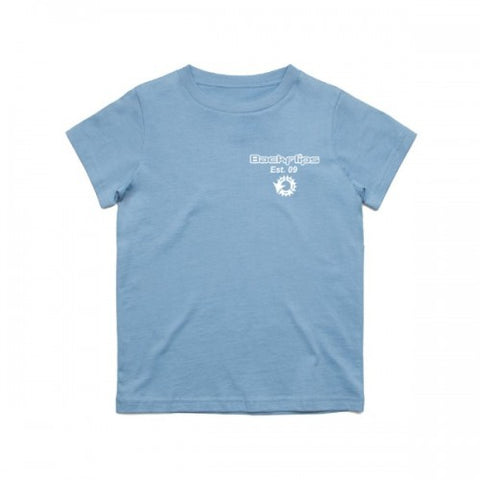 VALUE 2.0 KIDS TEE - BLUE