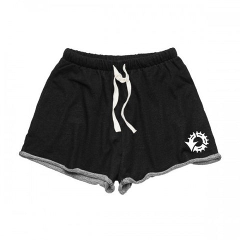 SPROCKET SHORTS - WOMENS - BLACK