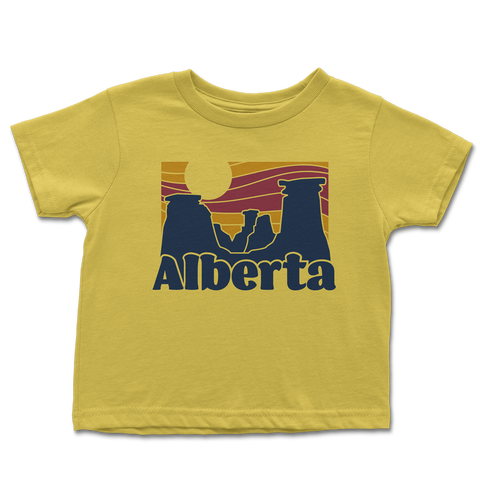 Alberta Hoodoos Toddler Tee *FINAL SALE*
