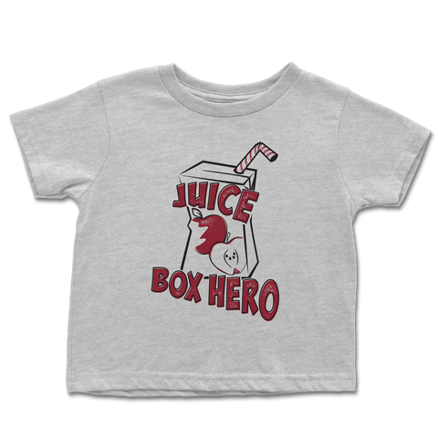 Juice Box Hero Toddler T-shirt *FINAL SALE*