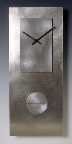 Steel and Steel 24 Pendulum Clock