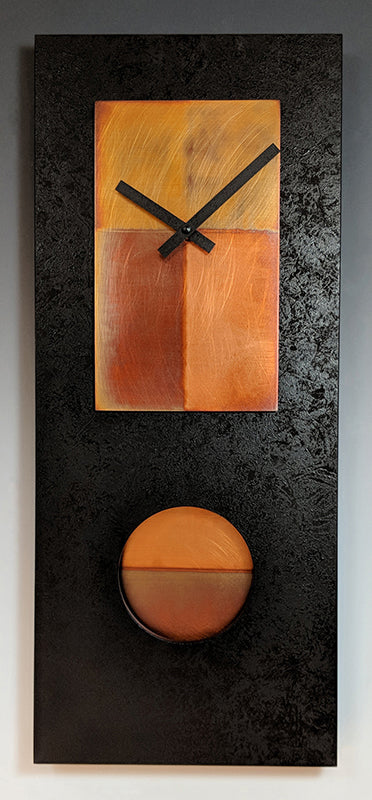 Black and Copper 24 Pendulum