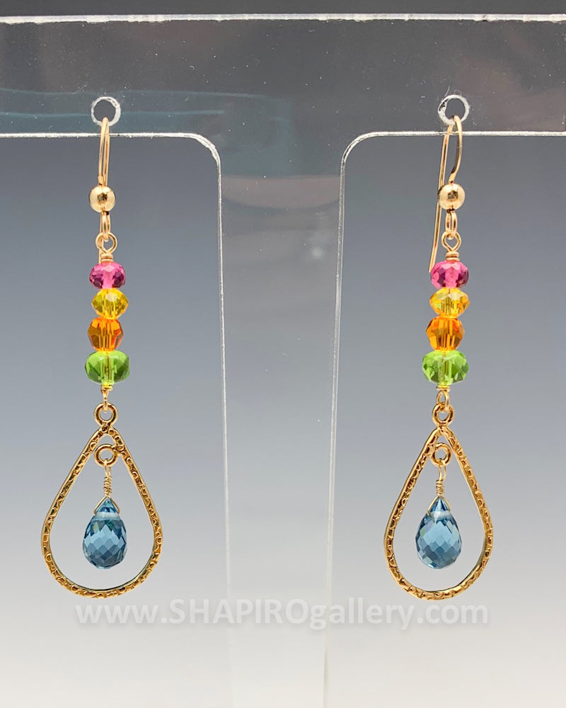 Colorful Everyday Earrings