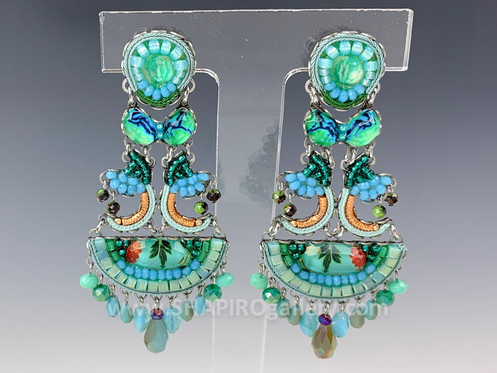 Clearwater Statement Earrings