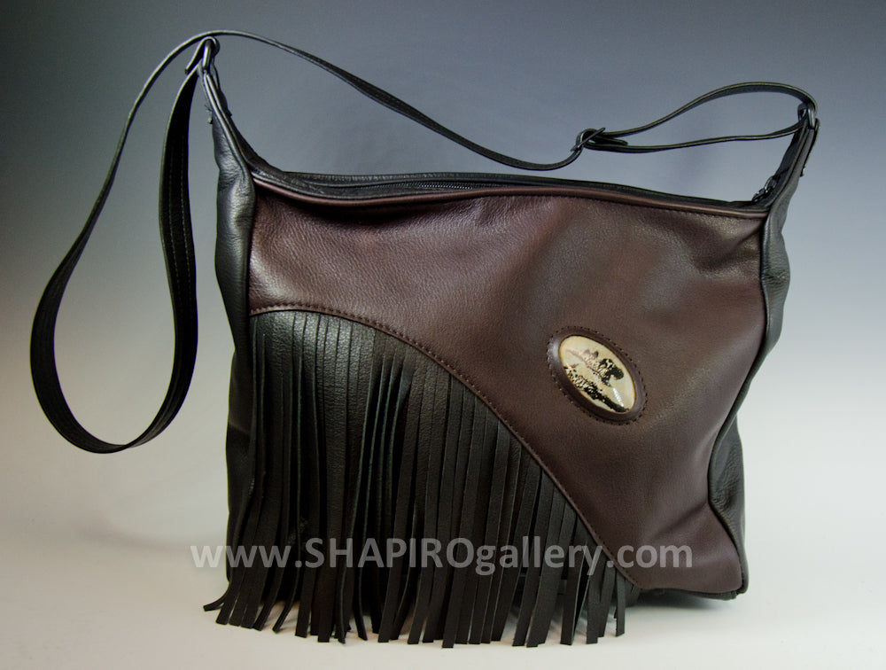 Soljourner Bag with Fringe