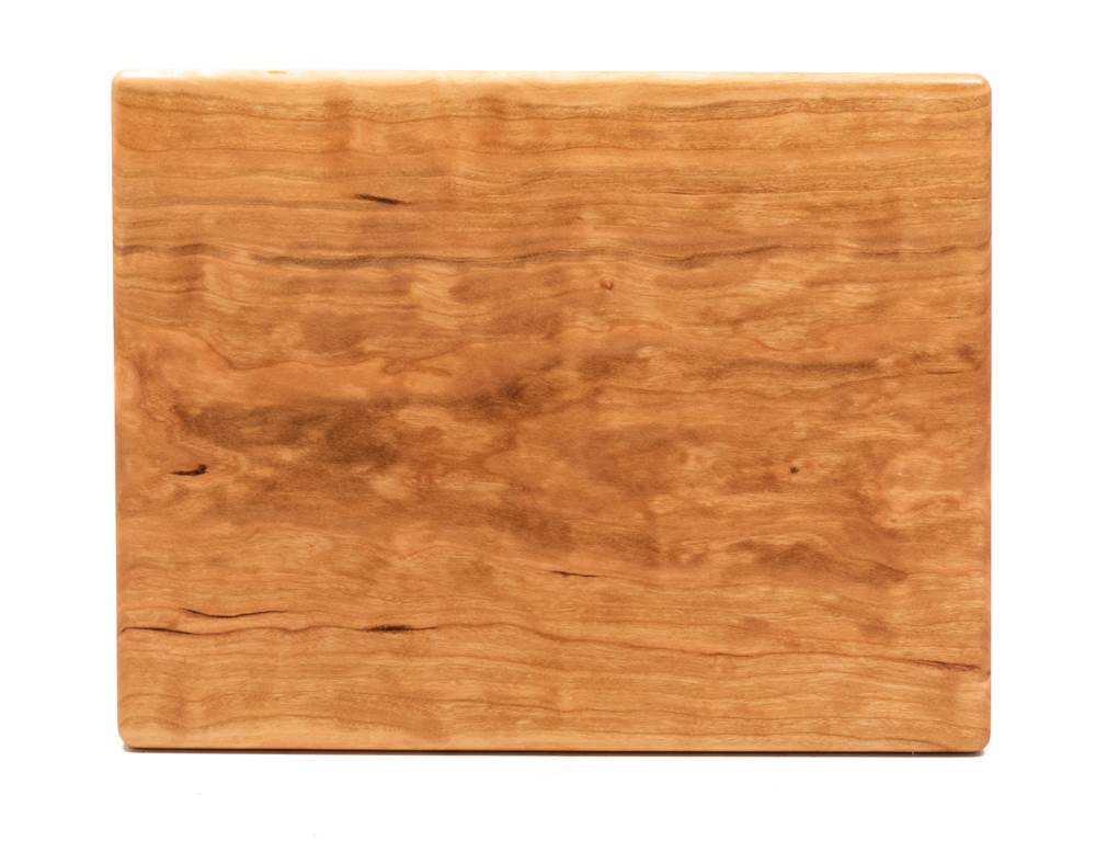 Curly Cherry Cutting Board