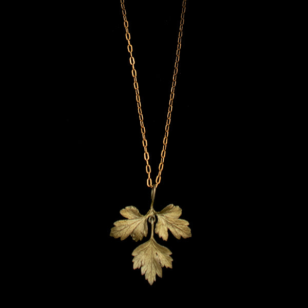 Parsley Necklace Petite Herb