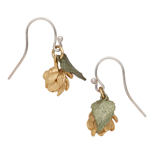 Hops Wire Earrings