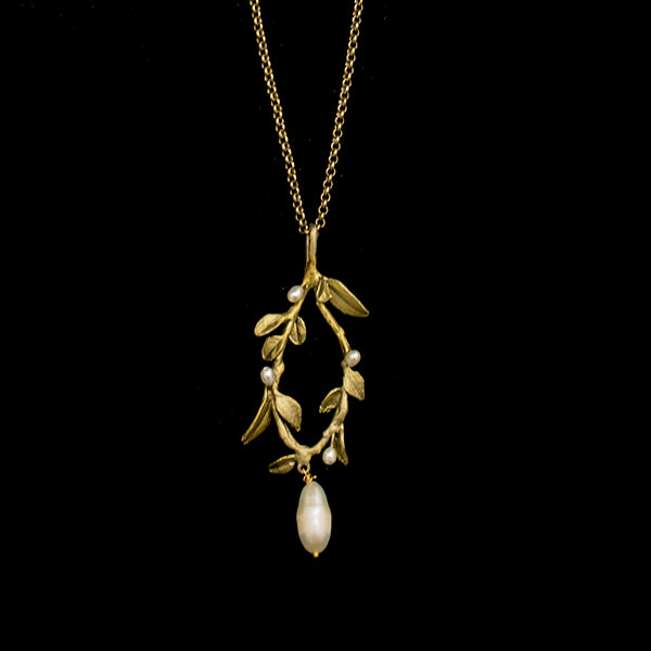 Victorian Vine Necklace