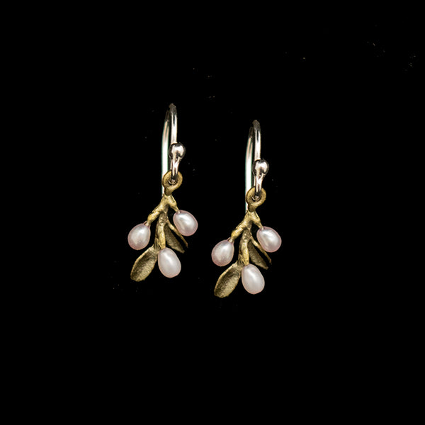 Flowering Thyme Dainty Earrings