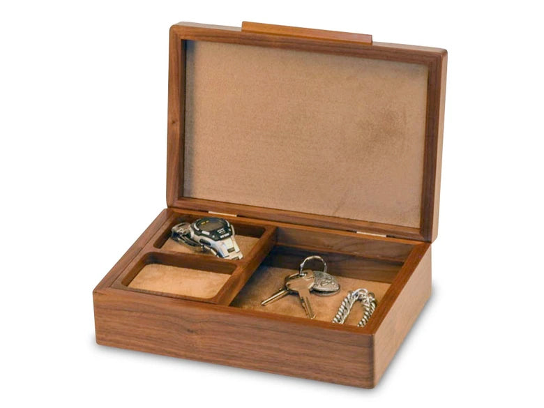 Safari Valet Box