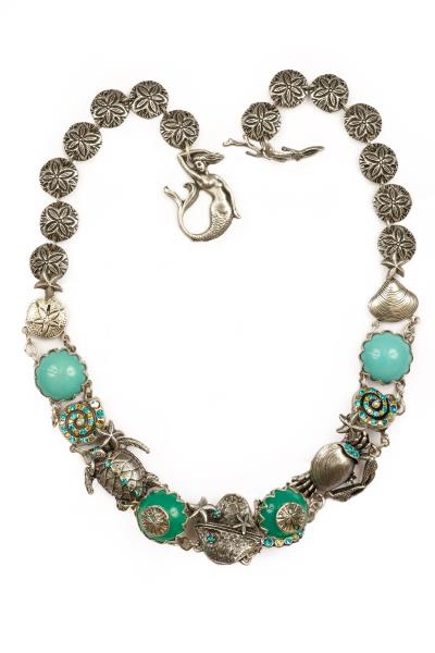 Under the Sea Statement Necklace