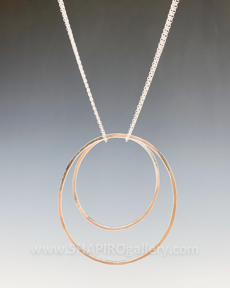 Rollo Double Necklace