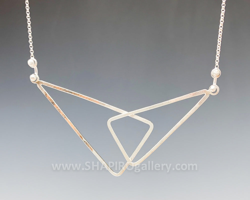 Double Iso Necklace