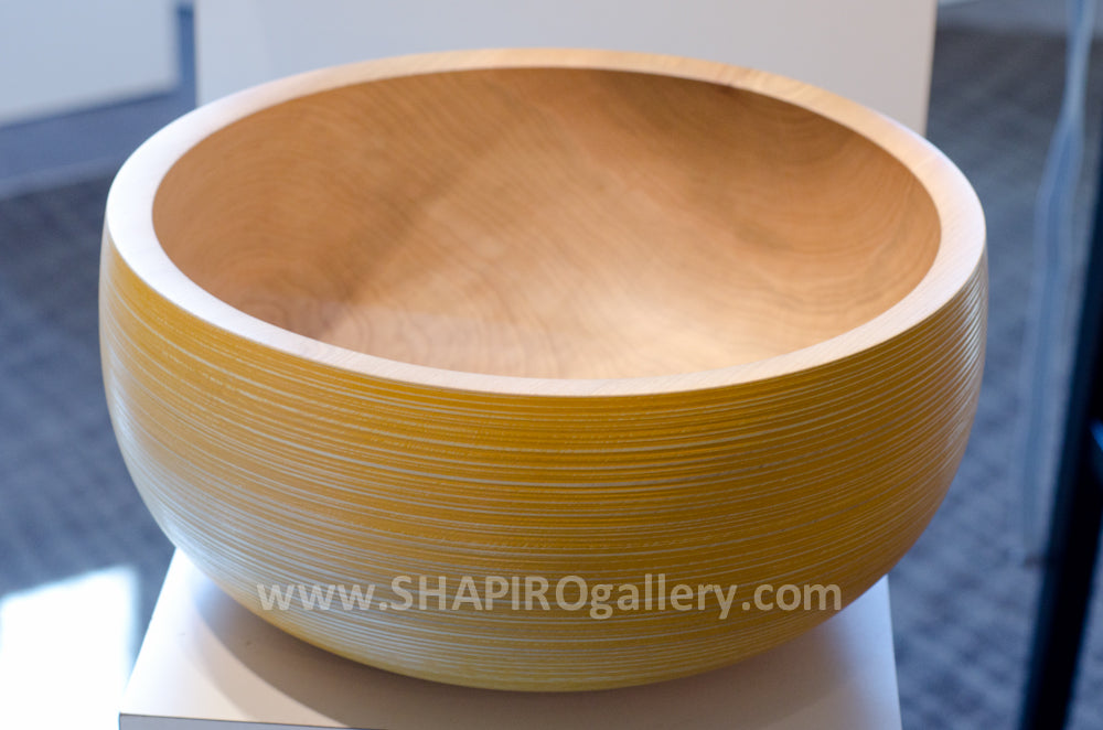 XL Yellow Bowl