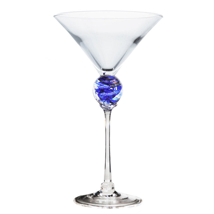 Cobalt Planet Stemware (multiple styles)