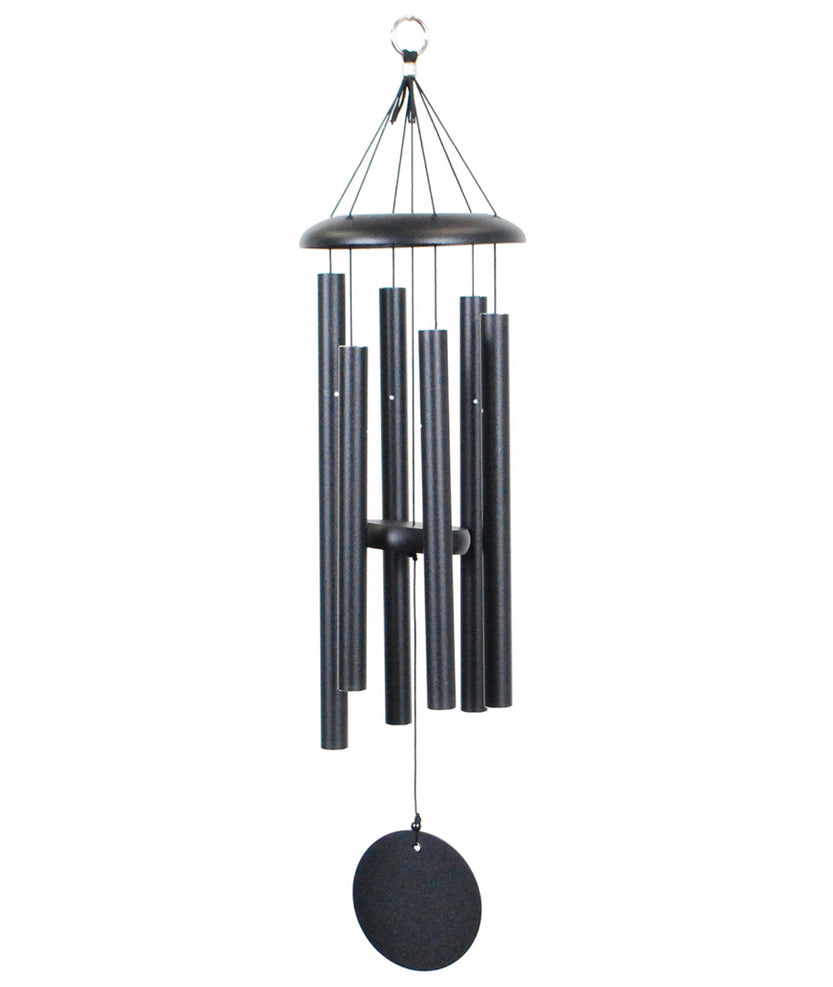 "30"" Wind Chime - Black"