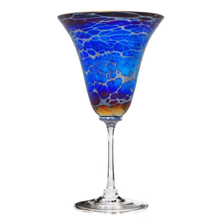 Rainbow Spider Stemware (multiple styles)