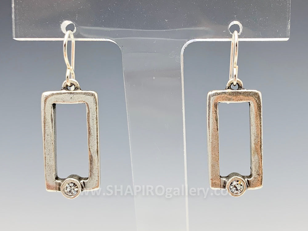 Big Pane Earrings