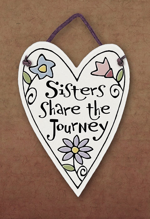 Sisters share the journey