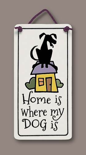 Home is where....