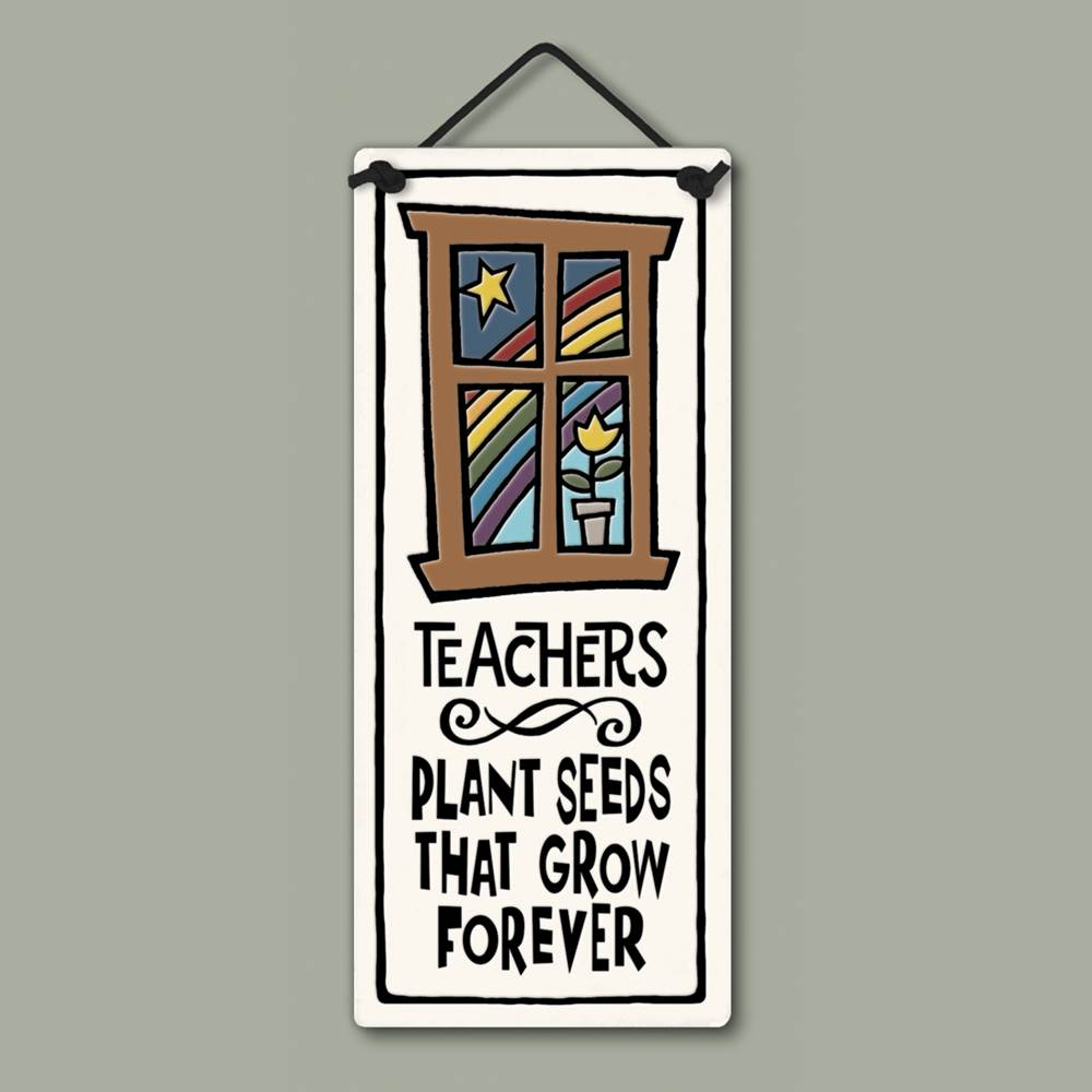Teachers Plant Seeds