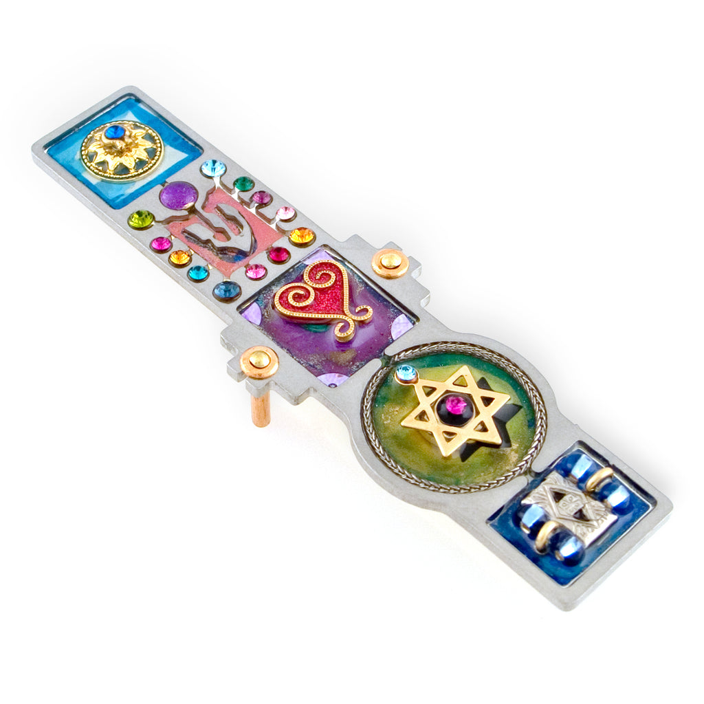 Treasure Chest Mezuzah