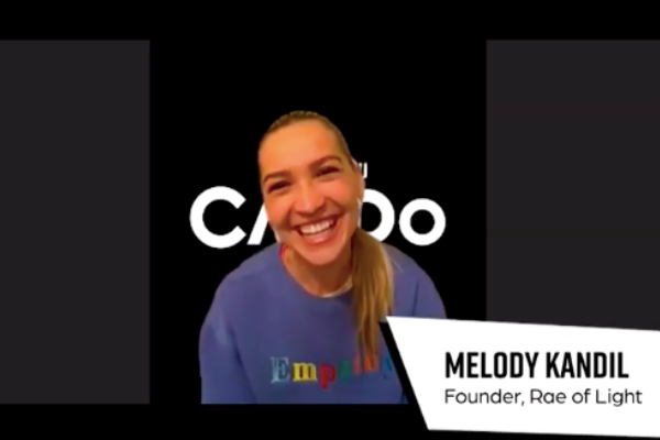CANDO PODCAST EP 4: Write Your Story with Melody Kandil