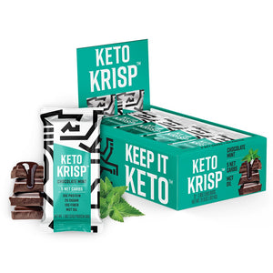 Chocolate Mint Protein Bar (12-Pack)