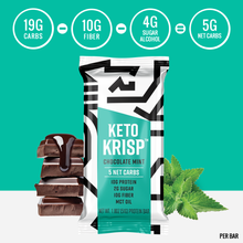 Load image into Gallery viewer, Keto Krisp - Keto Bar Variety Protein Pack (6-Pack)